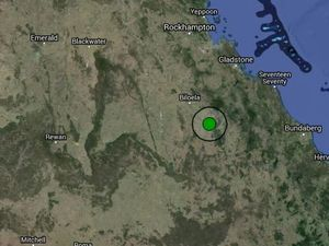 3.2 magnitude earthquake near Monto