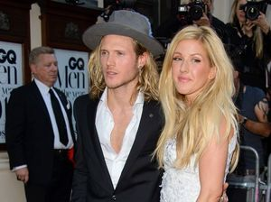 Ellie Goulding and Dougie Poynter on a break