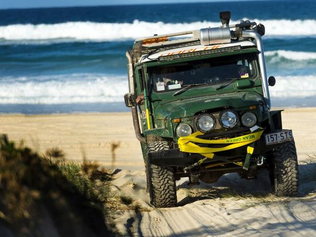 John Rooth's old faithful Milo: It's not that hard to keep an old truck flush in new parts