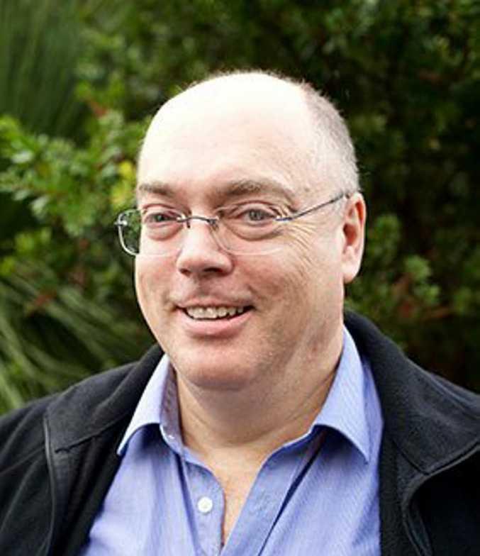 Professor Graham King, director of Southern Cross University Plant Science