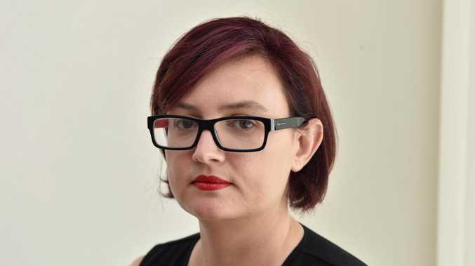 Lea Emery - senior journalist. Photo: Alistair Brightman / Fraser Coast Chronicle