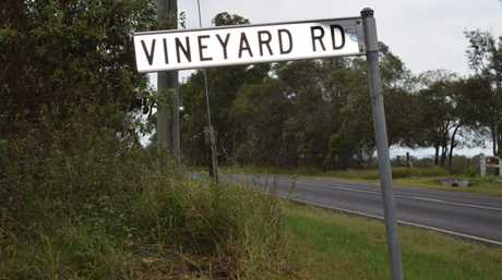 Police are hunting four men who broke into a house on Vineyard Rd, Coominya during the early hours of December 2. The occupant managed to flee to his neighbour's property where he called police. Photo: Adam Davies / The Queensland Times