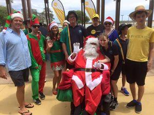 STEPS hosts judgement-free Christmas event