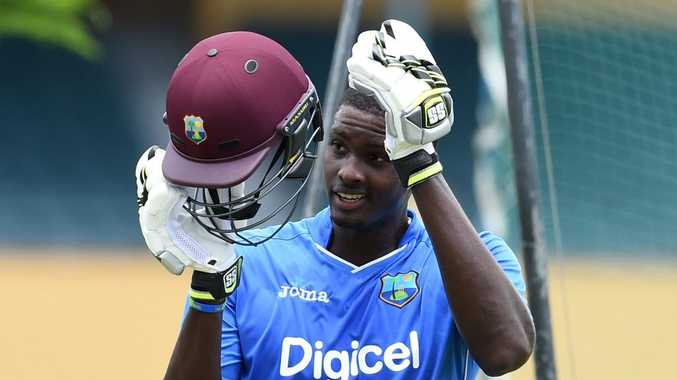 CAPTAIN: West Indies captain Jason Holder.
