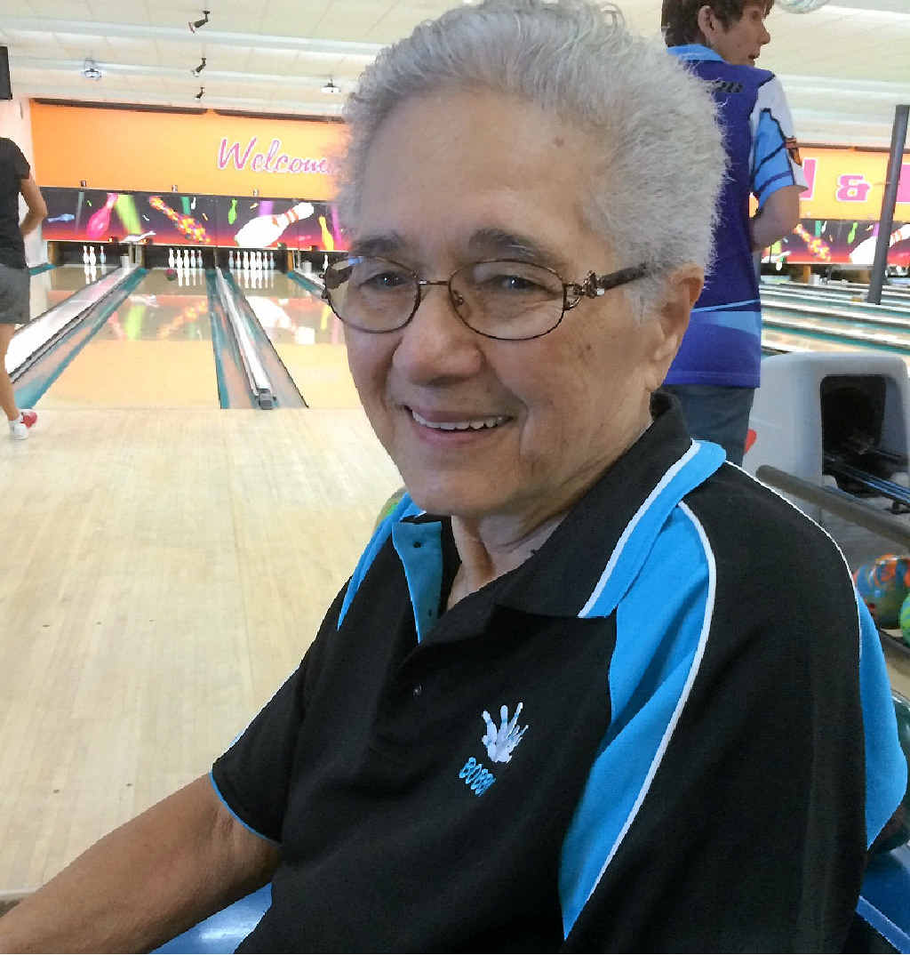 WELL LOVED: Bobbie Noonan loved bowling and was a frequent member at the Bundy Bowl and Leisure.
