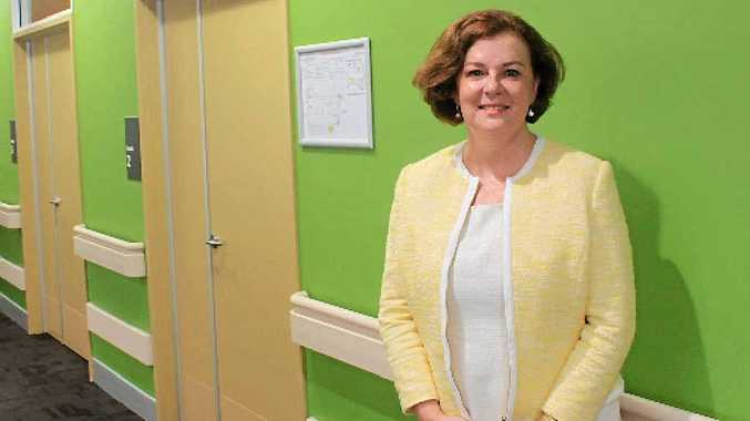 NEW SERVICE: GenesisCare Queensland general manager Kristin Carney looks forward to helping cancer patients across Central Queensland.