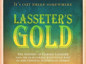 BOOK REVIEW: Lasseter's Gold