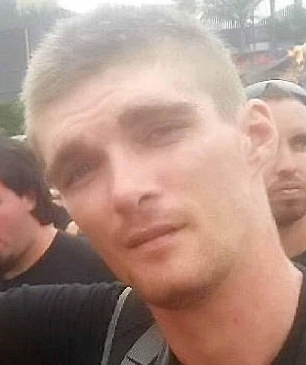 Benaraby stabbing victim Dean Robertson. Photo: Facebook.