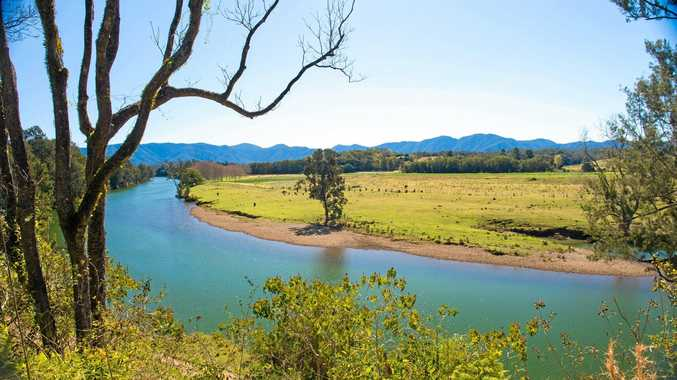 Parts of the usually strong flowing Bellinger River have dropped to puddles, prompting the council to introduce level 3 water restrictions to town water supplies.