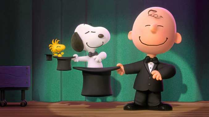 A scene from the movie Snoopy and Charlie Brown: The Peanuts Movie. Supplied by Fox Australia. Please credit photo to Twentieth Century Fox.