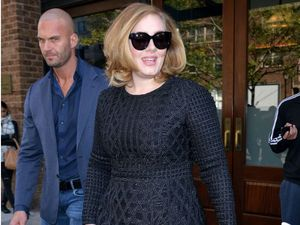 Adele's crew get medical checks every week