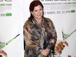 Carrie Fisher's date struggle