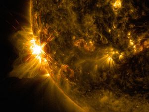 Sun superflares could destroy life on earth