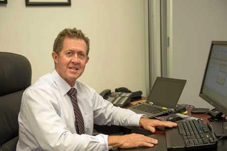 federal member for Cowper Luke Hartsuyker.  01 April 2015 Photo Trevor Veale / Coffs Coast Advocate