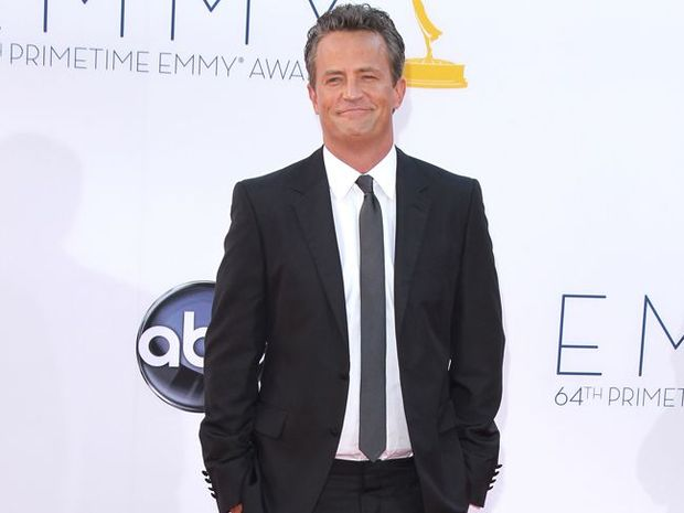 Matthew Perry Once Vetoed A 'Friends' Storyline About Male Strippers