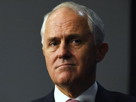 Prime Minister Malcolm Turnbull, the man who ousted Tony Abbott