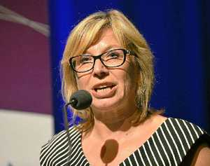 IMPORTANT MESSAGE: Rosie Batty will speak at a major domestic violence forum at the University of the Sunshine Coast this week.