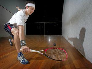 Local squash star continues stellar international run