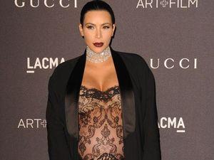 Kim Kardashian West names her son Saint West
