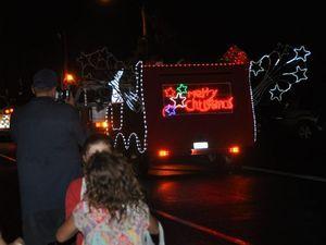 Christmas comes to Clifton