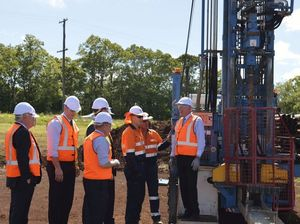 Deputy PM launches construction of range crossing