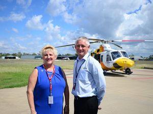 Funding allows medical aviation centre, new hangar