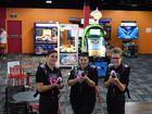 VIDEO, PHOTOS: New games arcade opens next to cinemas