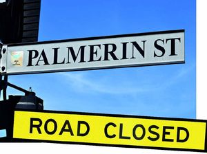 Tension among retailers as Palmerin St closure locked in