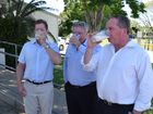 Barnaby spruiks free trade in Coffs Coast visit