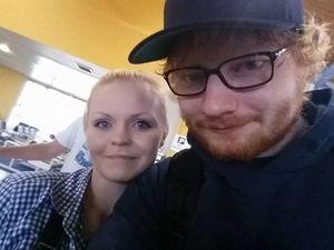 Ed Sheeran makes Coffs Harbour stopover