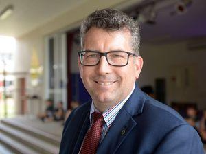 Keith Pitt may run for leadership position