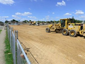 Construction starts on the former Bremer High School site