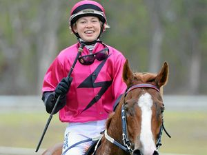 Courageous jockey Zoe White says 'I'll not retire'