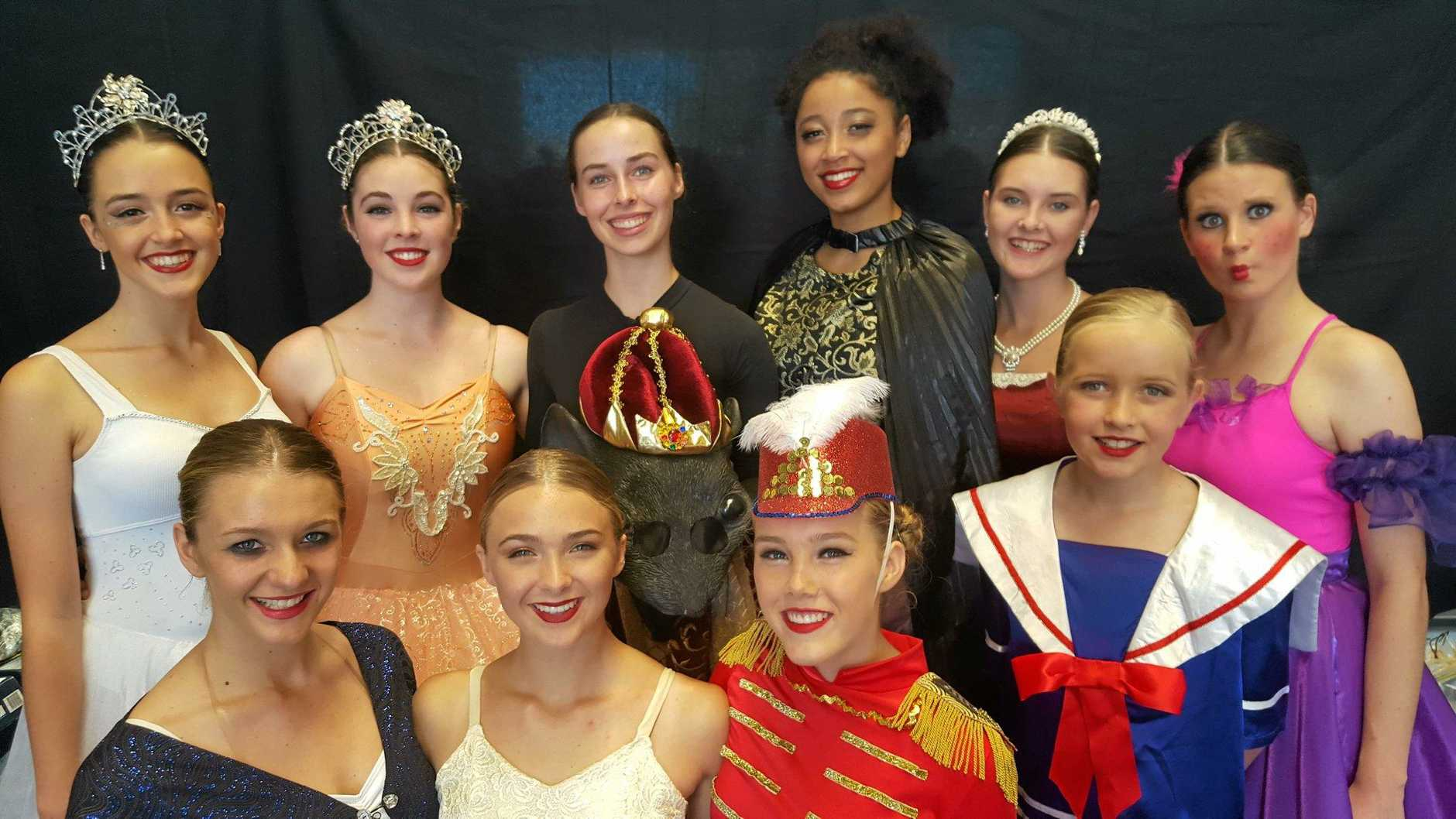 Students of the Harbour Performing Arts Centre will be performing The Nutcracker on Saturday afternoon at C.ex Coffs.