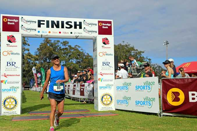 The Coffs Harbour Running Festival has been identified as a regional festival worthwhile of Styate Government funding in a bid to increase participation numbers.