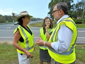 Pac Hwy safety improvements begin at Valla