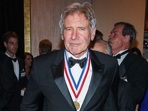 Harrison Ford talks plane crash