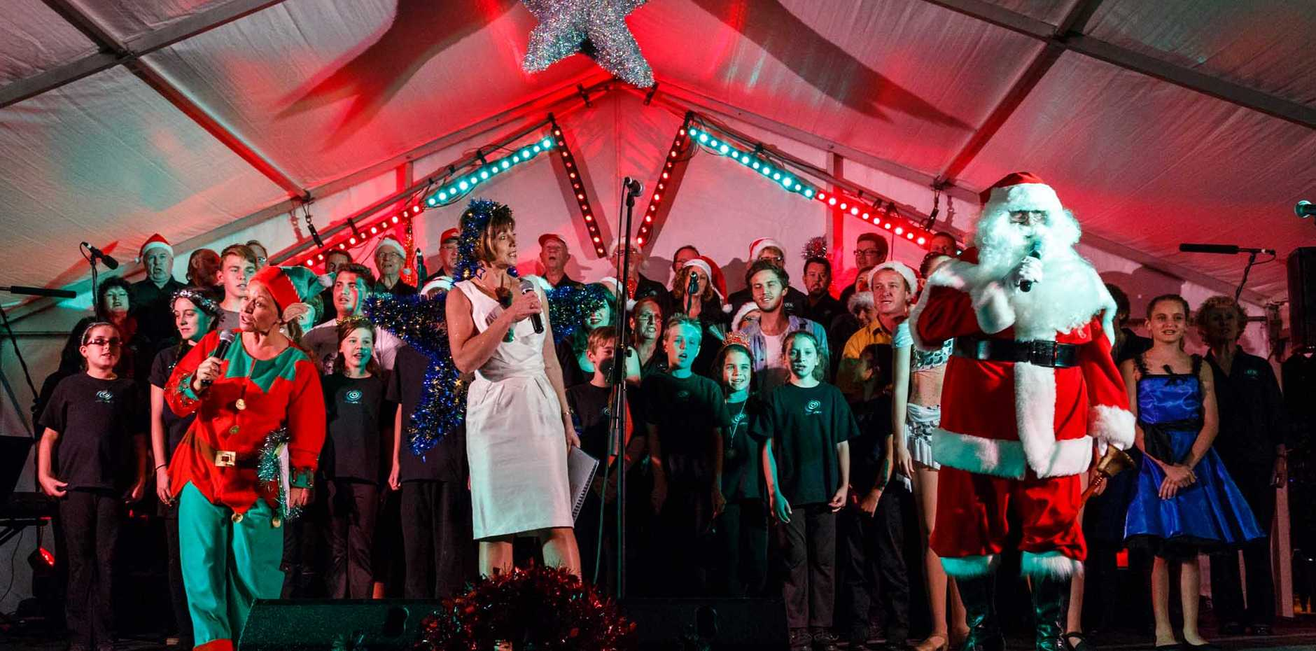 Share the spirit of Christmas Carols with friends and family