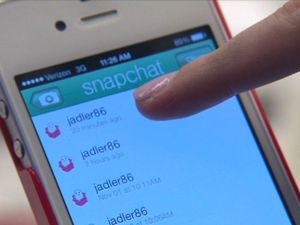 Teacher accused of sending Snapchat to underage girl