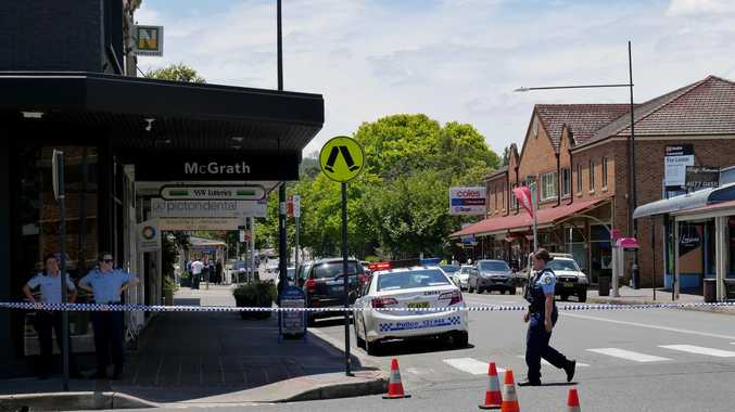 A person has been shot dead at a service station southwest of Sydney. (AAP Image/Jack Ngu)