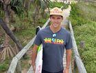Professional surfer, Julian Wilson, Peregian Beach, Sunshine Coast.