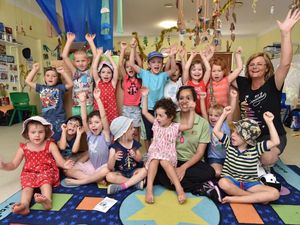 Hands up if you think your kindy's a winner