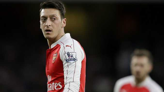 Mesut Ozil could be headed to Australia with Arsenal
