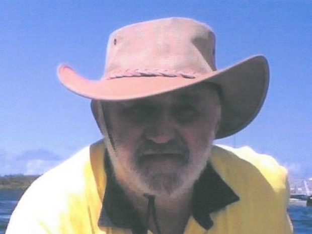 MISSING MAN: Eero Tiitinen has been missing from a Hervey Bay marina since November 17. photo Contributed