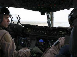 C-17 crew triumphs against odds