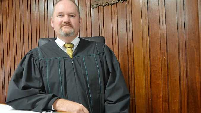NEXT POST: Magistrate Simon Young had his last court day in South Burnett.