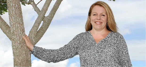 DRIVING FORCE: Proserpine Chamber of Commerce secretary Karen Vloedmans is community champion.