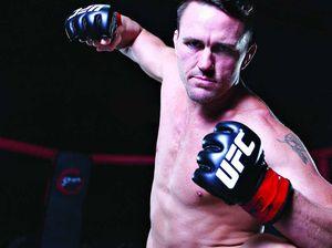 Noke won't take it easy Noke ready for crunch clash in UFC