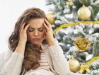 Christmas can be a period of high stress.