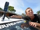 STORM CHASER: Bundaberg man Jason Wyatt is the real deal. Chasing storms has been a passion of his since he was a child and although some storms scare the daylights out of him he keeps coming back for more.